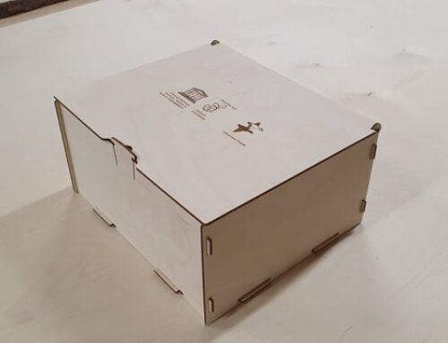 Vineerist karp erinevates suurustes